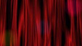 Красный занавес иллюстрация штока