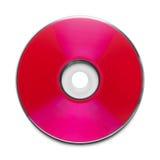 Красный диск Стоковое Изображение