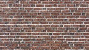Красный и русый массивнейший экстерьер стены cinderblock в фото рамки солнечности лета полном Стоковое фото RF