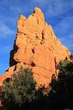 Красный каньон стоковое изображение rf