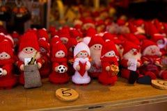 Красный карлик hadmade Стоковые Фотографии RF