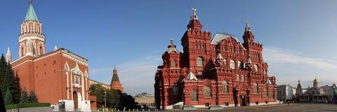 Красный квадрат в Москва Стоковое Изображение RF