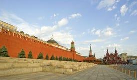 Красный квадрат, Москва Стоковые Изображения RF