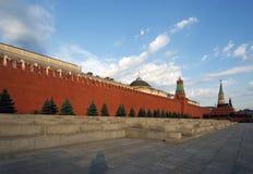 Красный квадрат, Москва Стоковые Изображения