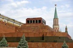 Красный квадрат, Москва Стоковые Фото