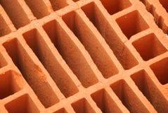 Красный кирпич дома Стоковая Фотография RF