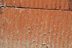 Красный кирпич дома Стоковые Изображения RF