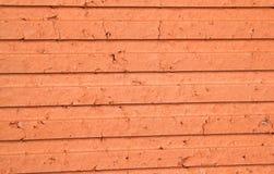 Красный кирпич дома Стоковое Изображение