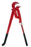Красный ключ Стоковые Фото