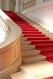 Красный ковер Стоковые Фото
