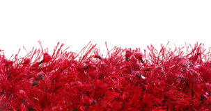 Красный ковер Стоковое Изображение