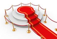 Красный ковер бесплатная иллюстрация