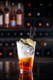 Красный коктеиль плодоовощ Стоковые Изображения RF