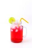 Красный коктеил Стоковые Фотографии RF