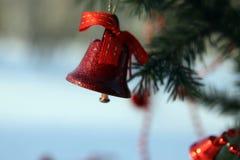 Красный колокол Стоковое фото RF