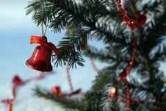 Красный колокол Стоковое Изображение