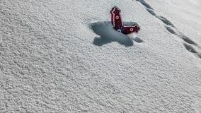 Красный Крест, высокое Tatras, Словакия Стоковые Изображения RF