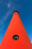 Красный маяк Стоковое Изображение