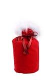 Красный мешок вполне Стоковое Фото