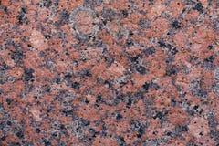 Красный мрамор, текстура Стоковые Изображения