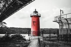 Красный дом Стоковое Фото