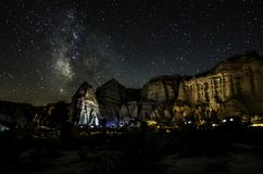 Красный парк штата Калифорния каньона утеса стоковые фото