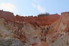 Красный пеец и соль стоковое фото rf