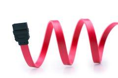 красный провод Стоковое Изображение RF