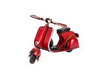 Красный самокат Стоковые Фотографии RF