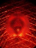 Красный светофор Стоковые Фото