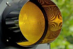 Красный свет светофоров Стоковая Фотография