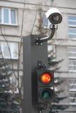 Красный свет стоковые фото