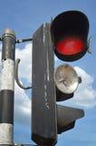Красный свет Стоковые Изображения RF