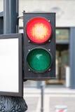 Красный свет Стоковое Изображение