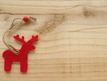 Красный северный олень Стоковое Фото