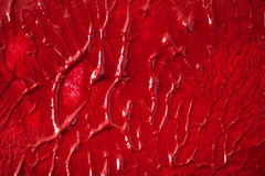 Красный составленный цвет Стоковая Фотография