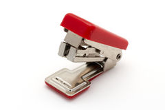 красный сшиватель Стоковое Изображение RF