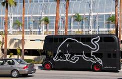 Красный случай Bull Flugtag Стоковые Изображения RF