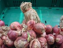 Красный лук Стоковая Фотография RF