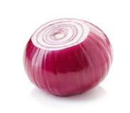 Красный лук Стоковое Фото