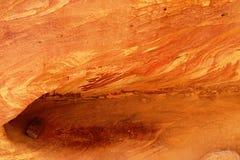 красный утес Стоковое фото RF