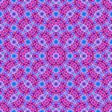 Красный фиолетовый и голубой цвет Стоковое фото RF