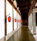 Красный фонарик Стоковая Фотография