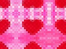 Красный Харт стоковое изображение