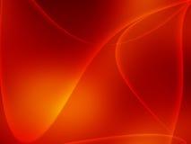 красный цвет абстракции Стоковые Изображения