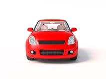 красный цвет автомобиля Стоковое Изображение RF
