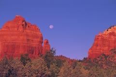 красный цвет Аризоны трясет sedona Стоковая Фотография