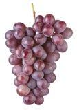 красный цвет виноградины плодоовощ стоковые фотографии rf