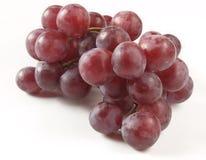 красный цвет виноградины Стоковые Изображения