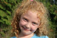 красный цвет волос Стоковые Фотографии RF